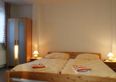 Schlafen-2-Raum
